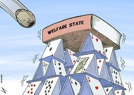 Conservitives building Jobs not a welfare state