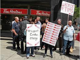 tim protest